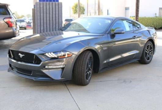 2019y FORD MUSTANG GT1